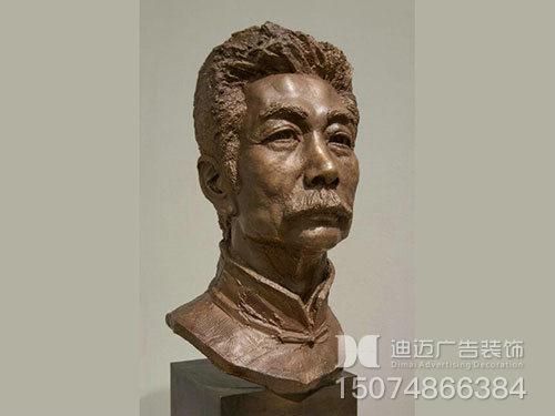 名人雕塑-3