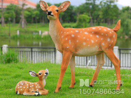 小品-梅花鹿